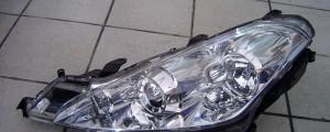 Φανάρι εμπρός Αριστερό Xenon - Peugeot 4007 SUV